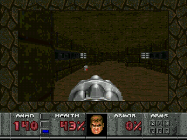 Doom - Misc  - Wrong version! (32x) - User Screenshot